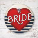 Badge Marin Bride