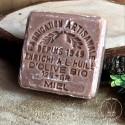 Savon de toilette au Miel, enrichi à l'huile d'olive Bio