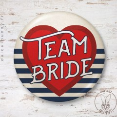 Badge Marin Team Bride