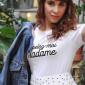 T-Shirt Appelez-moi Madame Stretch
